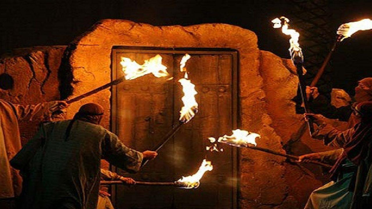 fatima burning buring